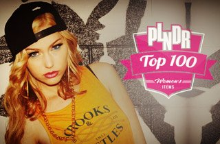 This Week: Top 100 Women's Items