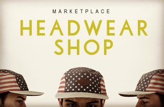 Marketplace: Headwear Shop