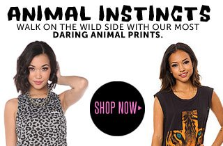 Animal Instincts: Walk On The Wild Side