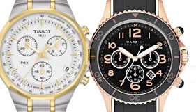 Luxury Watches: Michael Kors, Marc by Marc Jacobs, Gucci,