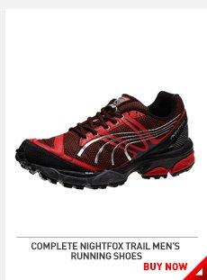 COMPLETE NIGHTFOX TRAIL MEN'S  RUNNING SHOES BUY NOW
