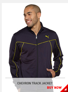 CHEVRON TRACK JACKET BUY NOW