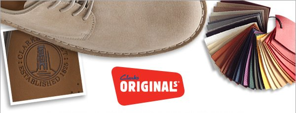 Clarks Originals - The Worksop: Fall Sneak Preview - We've been hard at work – from collaborating with the likes of Woolrich and Horween to raiding the archives and bringing the past into the present.
