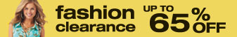fashion clearance | up to 65% OFF