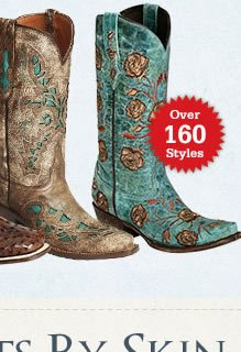 Womens Lucchese Bots