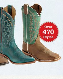 All Women' Justin Boots on Sale