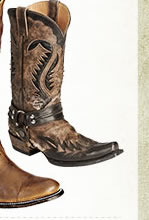 All Mens Stetson Boots on Sale