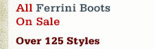 All Womens Ferrini Boots on Sale