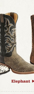 Elephant Skin Boots