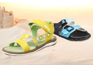 Explore Outdoors: Kids' Sandals & Shoes