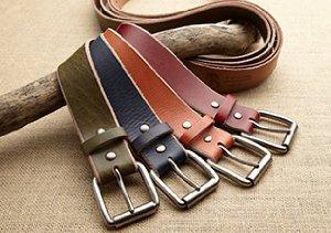 Bill Adler Belts & Cuffs