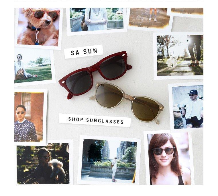 Shop SA Sunglasses