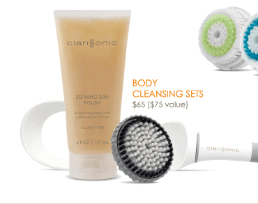 Body Cleansing Sets $65 ($75 value) Shop Now >