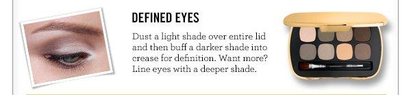 Get Defined Eyes