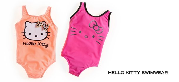 HELLO KITTY SWIMWEAR, Event Ends July 30, 9:00 AM PT >
