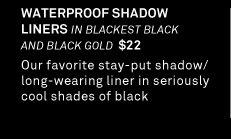 Waterproof Shadow Liner