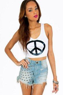 PEACE UP TANK TOP 15