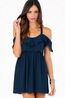 FLUTTERING AROUND DRESS 33