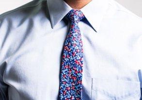 Shop Tie Trends: Paisley & Floral Prints