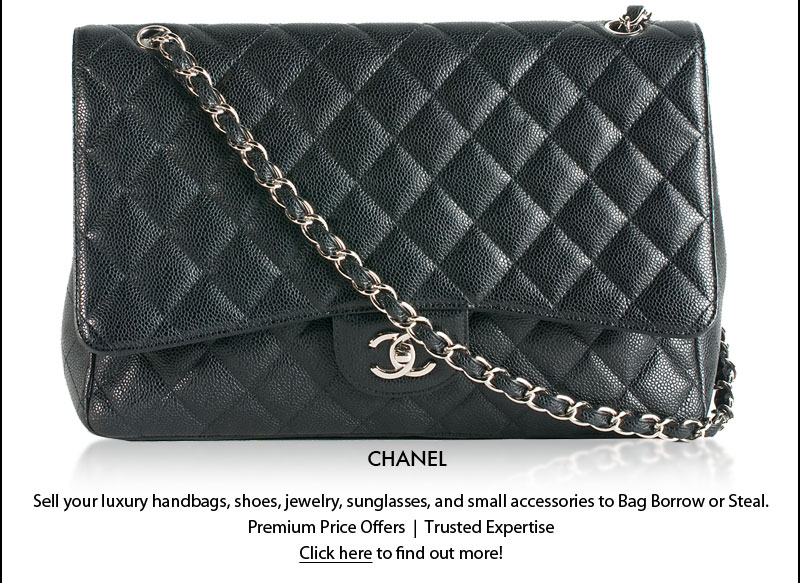 CHANEL.Sell your luxury handbags, shoes, jewelry, sunglasses, and small accessories to Bag Borrow or Steal. Premium Price Offers | Trusted Expertise. Click here to find out more!