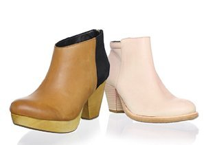 Fall Forward: Boots & Booties