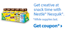 Nestlequik get coupon