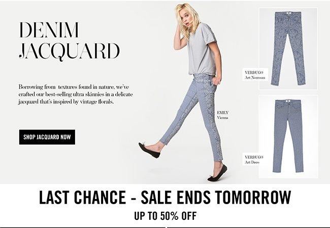 Shop Jacquard Now