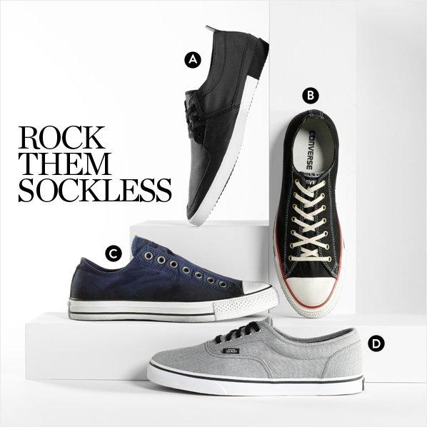 ROCK THEM SOCKLESS