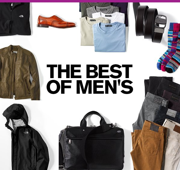 THE BEST OF MEN'S