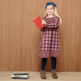 Jump in the Leaves: Girls' Dresses