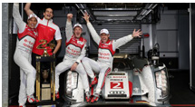 Learn more about Audi in the 24 Hours of Le Mans