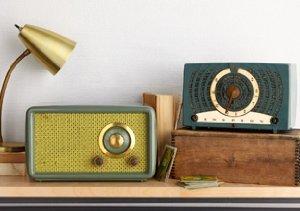 Classic Sounds: Vintage Radios