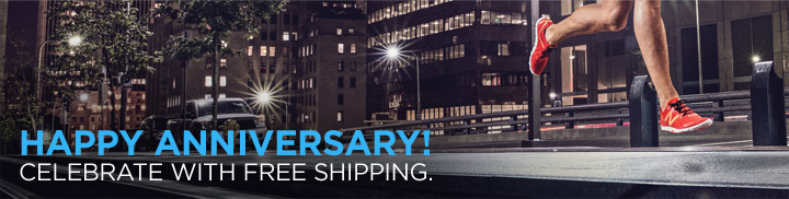 Happy Anniversary! Celebrate with Free Shipping