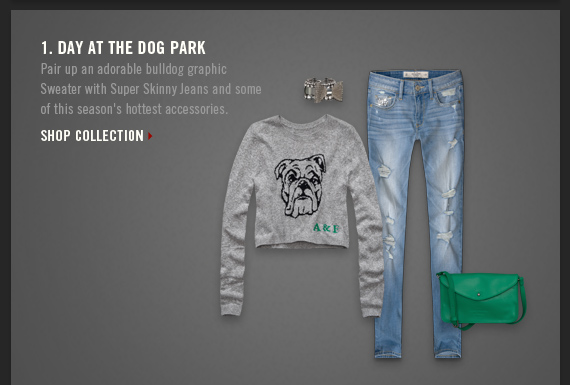 1. DAY AT THE  PARK SHOP COLLECTION