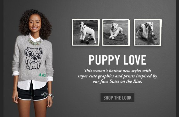 PUPPY LOVE SHOP THE LOOK