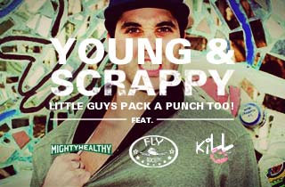Ft. Mighty Healthy, Kill Brand & Fly Society