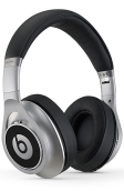 The Executive Over-Ear Headphones in Silver