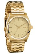 The Time Teller Watch in All Gold