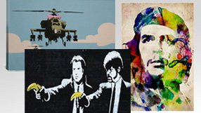 Contemporary Art by Banksy & Friends