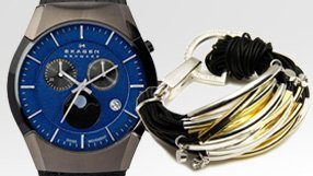 Fall Preview - Armani, Skagen and Guess