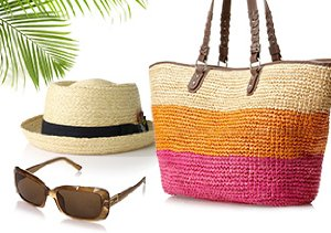 Up to 80% Off: Beach Accessories