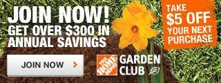 Join the Garden Club