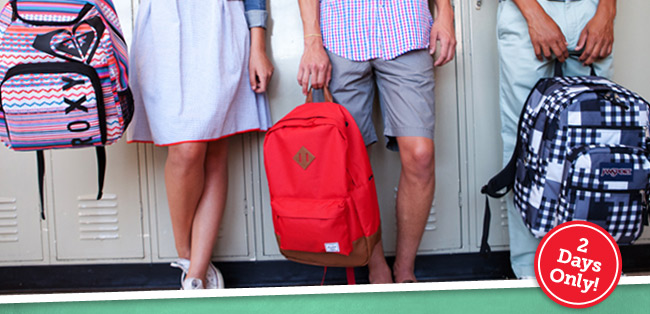 From Grade School to Grad School. We've Got the Right Pack. Shop Now.