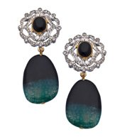 4-Blossom-Box-CZ-FLoral-Teal-Agate-Earrings-140