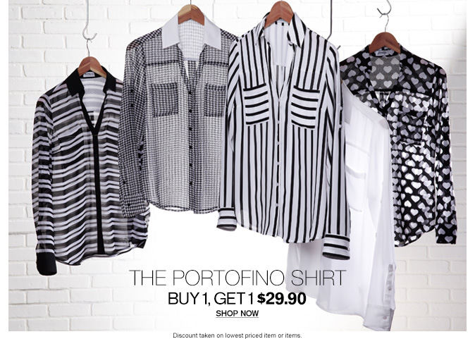 Shop Women's Portofino Shirts