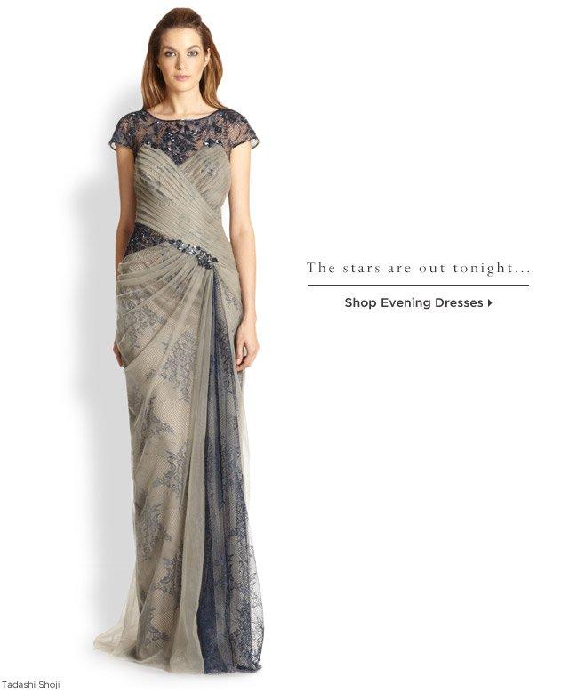 Shop Evening Dresses
