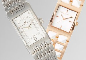 It's Hip to be Square: Watches