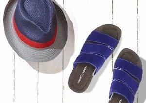 Hats to Sandals: Summer Essentials