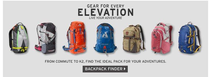 Backpack Finder