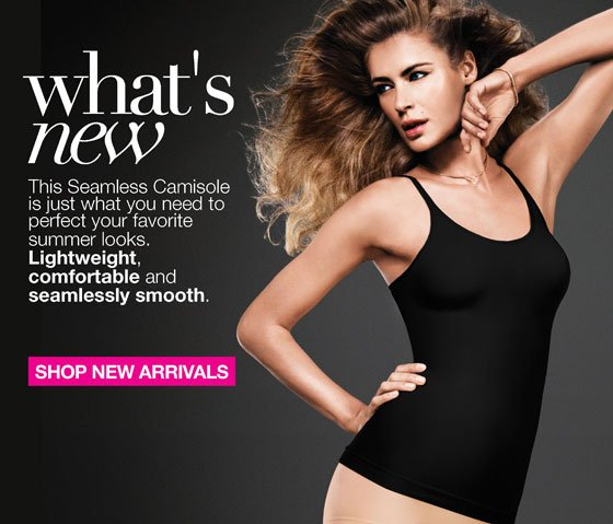 Check out new styles at Maidenform.com like the Seamless Camisole!